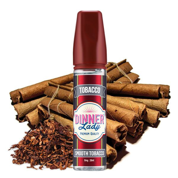 Dinner Lady - Smooth Tabacco Aroma 20ml