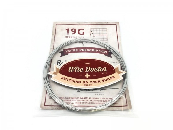 Wire Doctor - Competition Wire (19G)