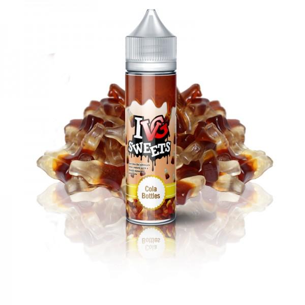 I VG Sweets - Cola Bottles 50ml