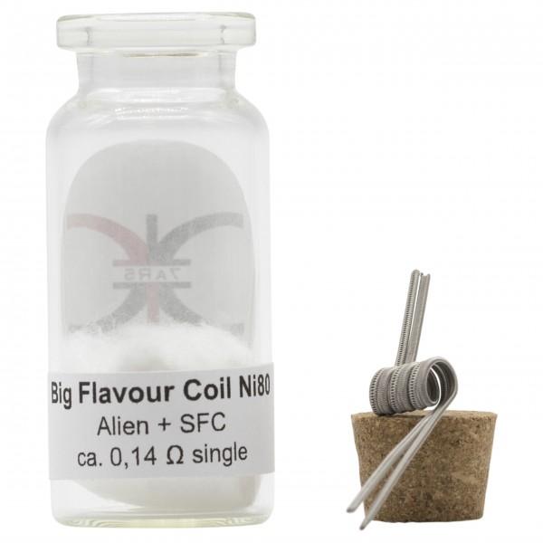 Big Flavour Coil