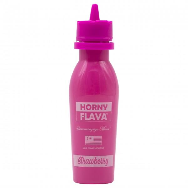 Horny Flava - Strawberry 55ml