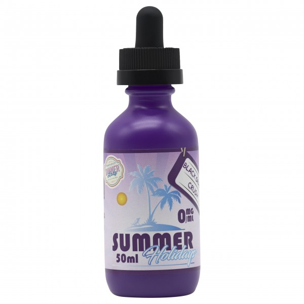 Black Orange Crush - Summer Holidays 50ml