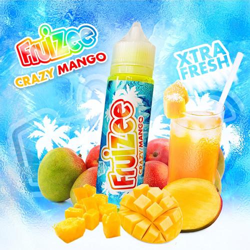 Fruizee - Crazy Mango 50ml
