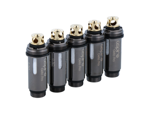 Aspire Cleito Pro Heads 0,5 Ohm (5er Pack)