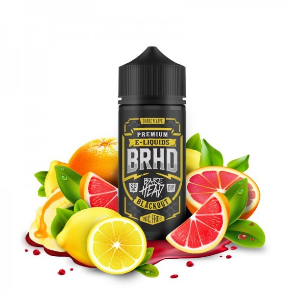 BRHD - Barehead - Blackout Aroma 20ml