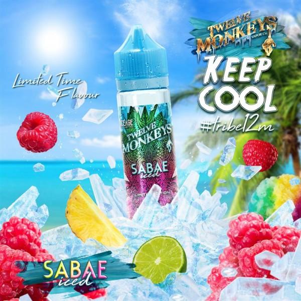 Twelve Monkeys - Ice Age - Sabae Iced