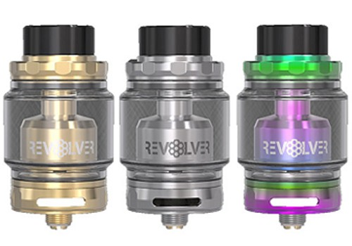Revolver RTA + 5ml Bubble Glas