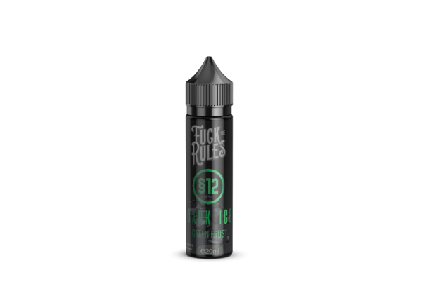 Fuck the Rules §12 Dark Ice Green Frost Aroma 20ml
