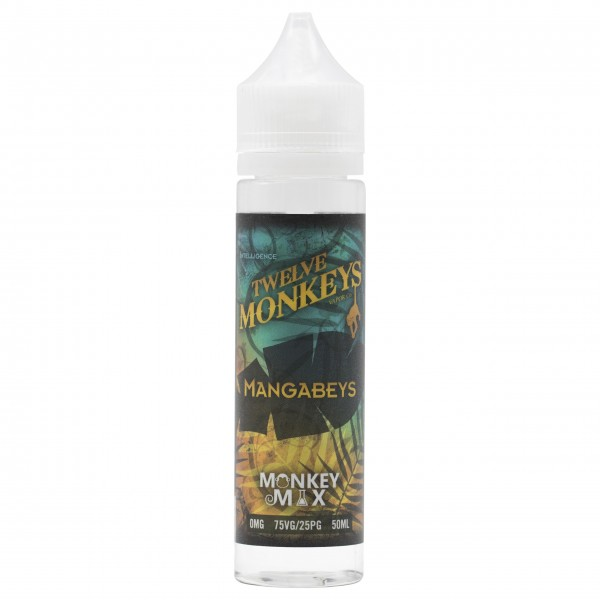 Twelve Monkeys - Mangabeys 50ml
