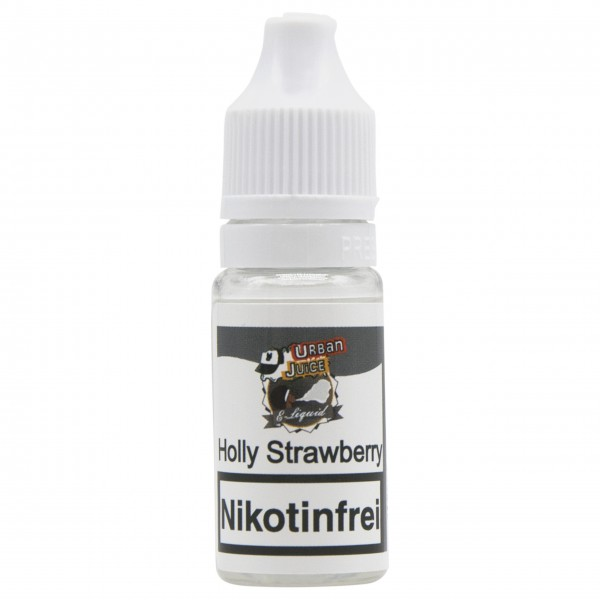 Holly Strawberry 10ml