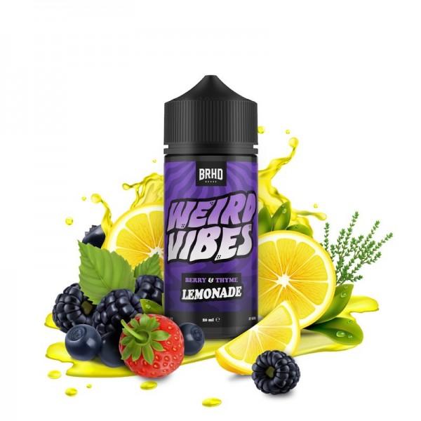 BRHD - Berry & Thyme - Lemonade 20ml Aroma