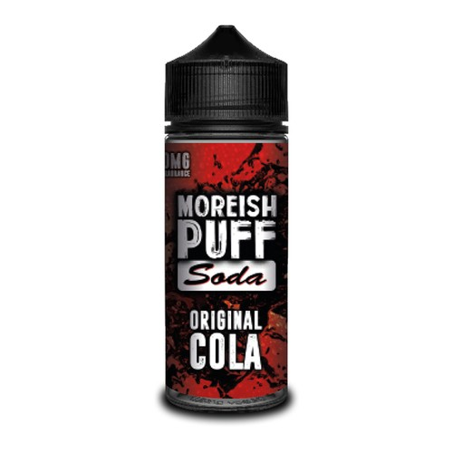 Moreish Puff - Original Cola 100ml