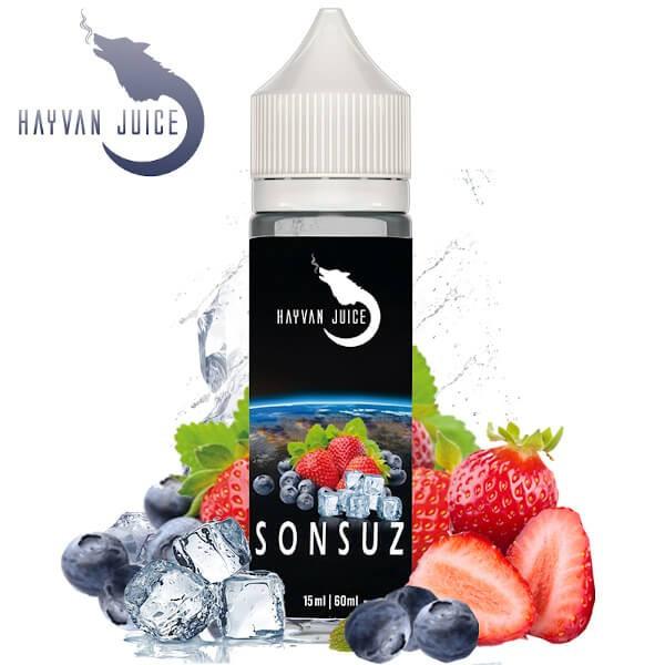 Hayvan Juice - Sonsuz Aroma 15ml