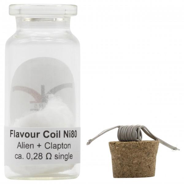 Flavour Coil