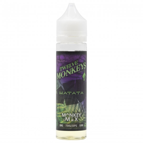 Twelve Monkeys - Matata 50ml