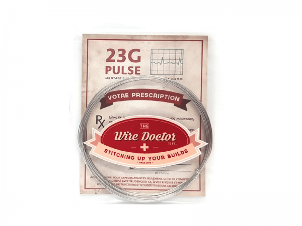 Wire Doctor - Competition Wire (23G)