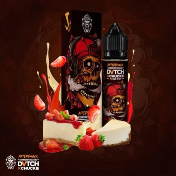 DVTCH - CHUCKIE AFTERSHOCK 50ml