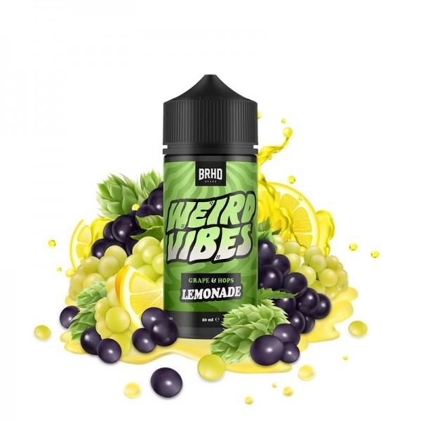 BRHD - Weird Vibes - Grape & Hops 20ml Aroma