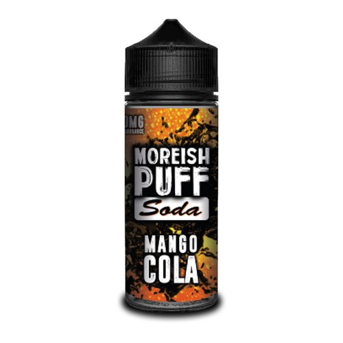 Moreish Puff - Mango Cola 100ml