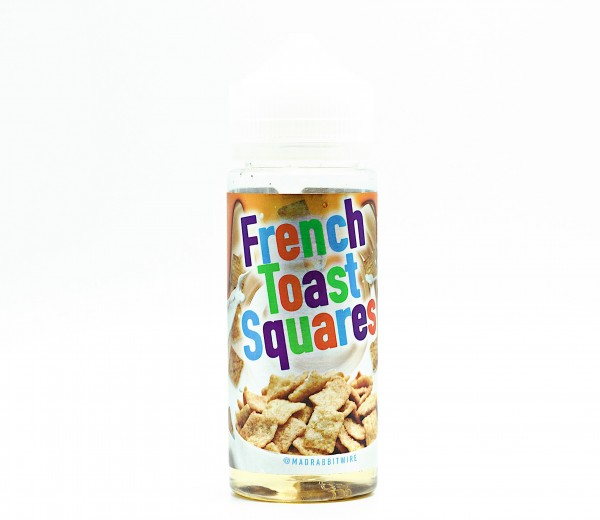 Mad Rabbit - French Toast Squares 100ml