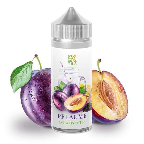 KTS Tea Serie - Pflaume 30ml Aroma