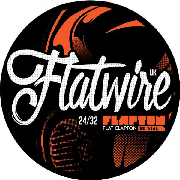 FlatWire - Flapton 24/32 SS316L