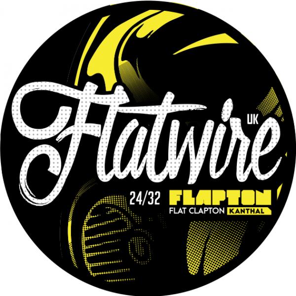 FlatWire - Flapton 24/32 Kanthal